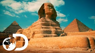 Why Was The Great Sphinx of Giza Built?   Blowing Up History