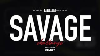 "Bino Rideaux & Blxst "" Savage "" ( Instrumental ) Produced By Blxst"