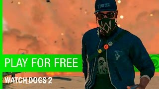 Watch_Dogs 2 releases free trial