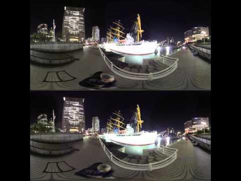 3D360 Nippon Maru, Yokohama by inouek3D