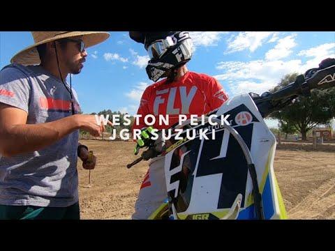 Weston Peick | JGR Suzuki | TransWorld Motocross