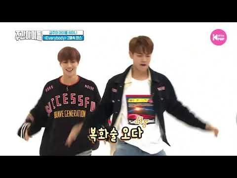 SHINee dance 2x faster