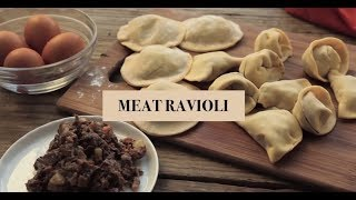"Fabio's Kitchen: Episode 44, ""Meat Ravioli"""
