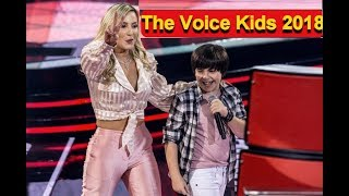 The Voice Kids 2018 || BEST Blind Auditions Of The Voice Kids 2018 - Part 2