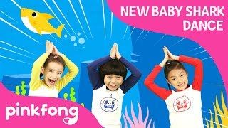 All New Baby Shark Dance | Baby Shark Dance | Dance Along | Pinkfong Songs for Children