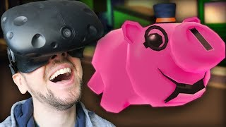 IS THIS YOUR FLOOR? | Floorplan VR (HTC Vive Virtual Reality)