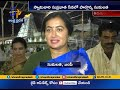 MP Sumalatha Speaks To Media After Visiting Tirumala