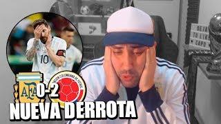 Argentina Vs Colombia | Copa América Brasil 2019 | Reacción de un hincha