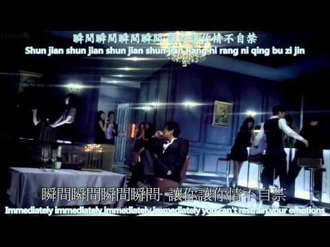 강타 Kangta - 愛, 頻率 Breaka Shaka MV [English subs + Pinyin + Chinese]