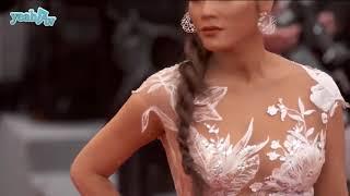 Lý Nhã Kỳ tỏa sáng giữa 'rừng' sao tại LHP Cannes 2018