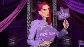 Blood Lust 💜 Palette & Collection Reveal!   Jeffree Star Cosmetics