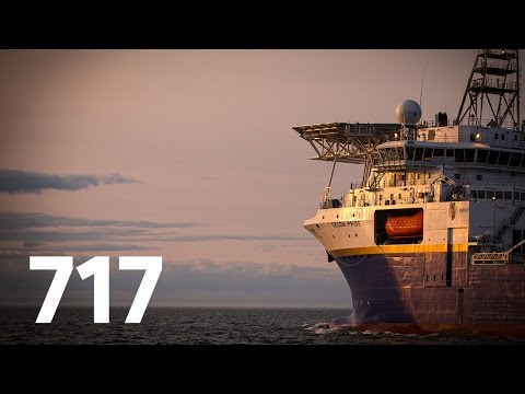 Video: The largest ship built in Canada in over 25 years + the most complex commercial vessel ever built in North America