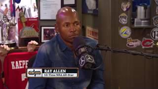Ray Allen Talks Comeback, LeBron, Jordan & More w/Dan Patrick | Full Interview | 9/11/18