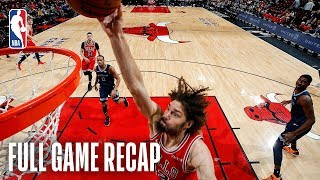 GRIZZLIES vs BULLS | Otto Porter Jr. Drops Career-High 37 (16-20 FG) | February 13, 2019