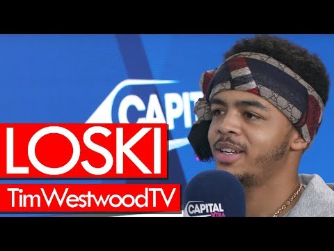 Loski on drill, new Mad Move mixtape & tour, Drake, Boasy - Westwood