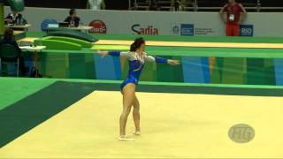 PONOR Catalina (ROU) - 2016 Olympic Test Event, Rio (BRA) - Qualifications Floor Exercise