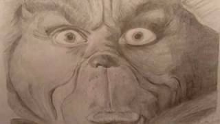 THE GRINCH Drawing