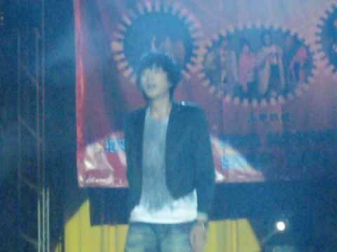 20081210信~朋友的詩+手擁@明道年終演唱會