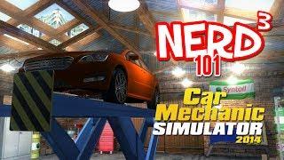 Nerd³ 101 - Car Mechanic Simulator 2014