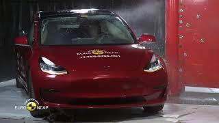 Tesla Model 3 - Crash Tests 2019
