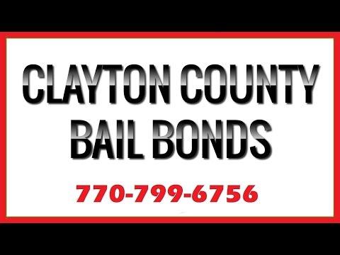 Clayton County Bail Bonds 24 Hour Bail Bondsman
