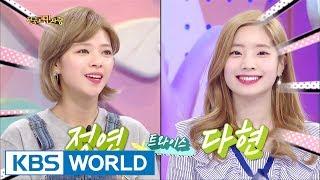 Hello Counselor - Boom, Jeongyeon, Dahyun [ENG/TAI/2017.06.12]