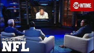 Lamar Jackson Calls Tom Brady the GOAT   INSIDE THE NFL   SHOWTIME