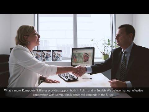 Usługa outsourcingu IT w firmie Berlitz