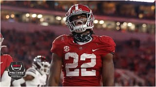 Mississippi State Bulldogs vs. Alabama Crimson Tide | 2020 College Football Highlights