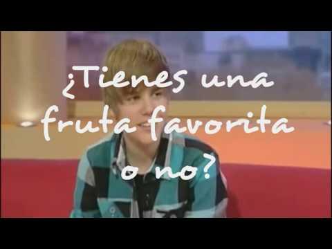 Justin Bieber Momentos Divertidos Parte 2.0 (traducidos al español)
