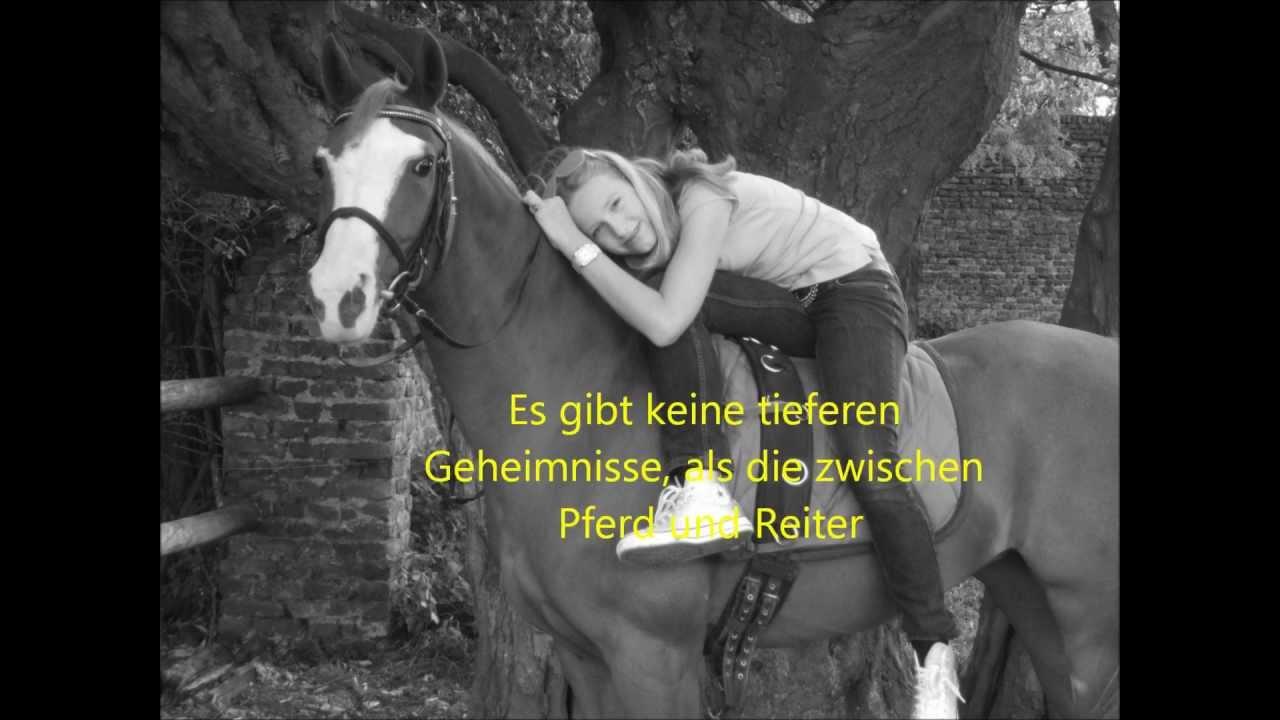 Meine lieblings Pferdesprüche mit Bildern - YouTube