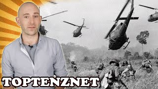 Top 10 Shocking Myths About the Vietnam War — TopTenzNet