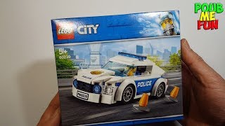 Unboxing New 2019 LEGO 60239 Police Patrol Car -  TOY UNBOXING