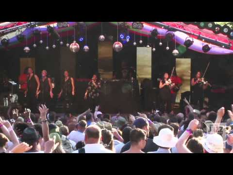 Soul II Soul - Back to Life - Mostly Jazz Festival 2013