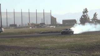 Ls1 240sx slaying tires at Imi Motorsports - Danaco, Colorado