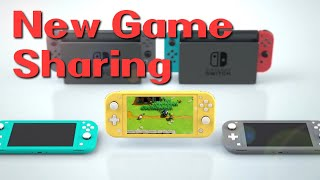 Nintendo Switch Lite & NEW Multi Device Account Solution For Game Sharing