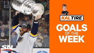 Best Goals From 2019 Stanley Cup Playoffs: Ryan O'Reilly Comes Up Clutch