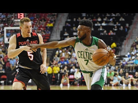 Boston Celtics vs Portland Trail Blazers