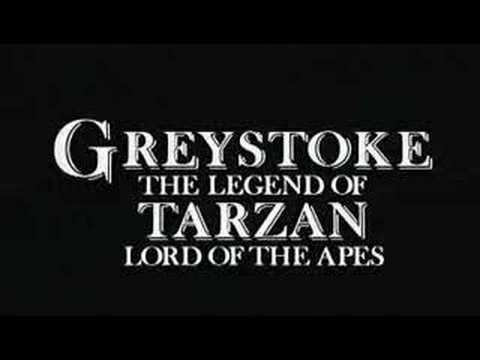 Greystoke: The Legend of Tarzan, Lord of the Apes'