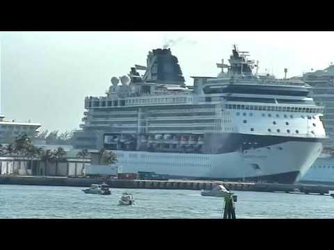 Ausdocken celebrity reflection cruises