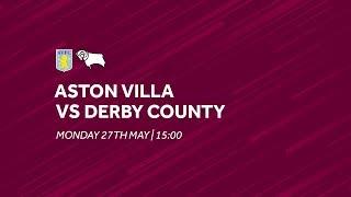 Aston Villa 2-1 Derby County | Extended highlights