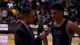Josh Green and IMG close out Oak Hill at Hoophall Classic!