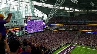 Vikings SKOL Chant