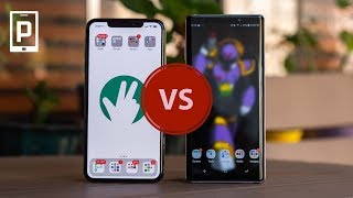 iPhone XS Max vs Galaxy Note 9: Too little or too much?