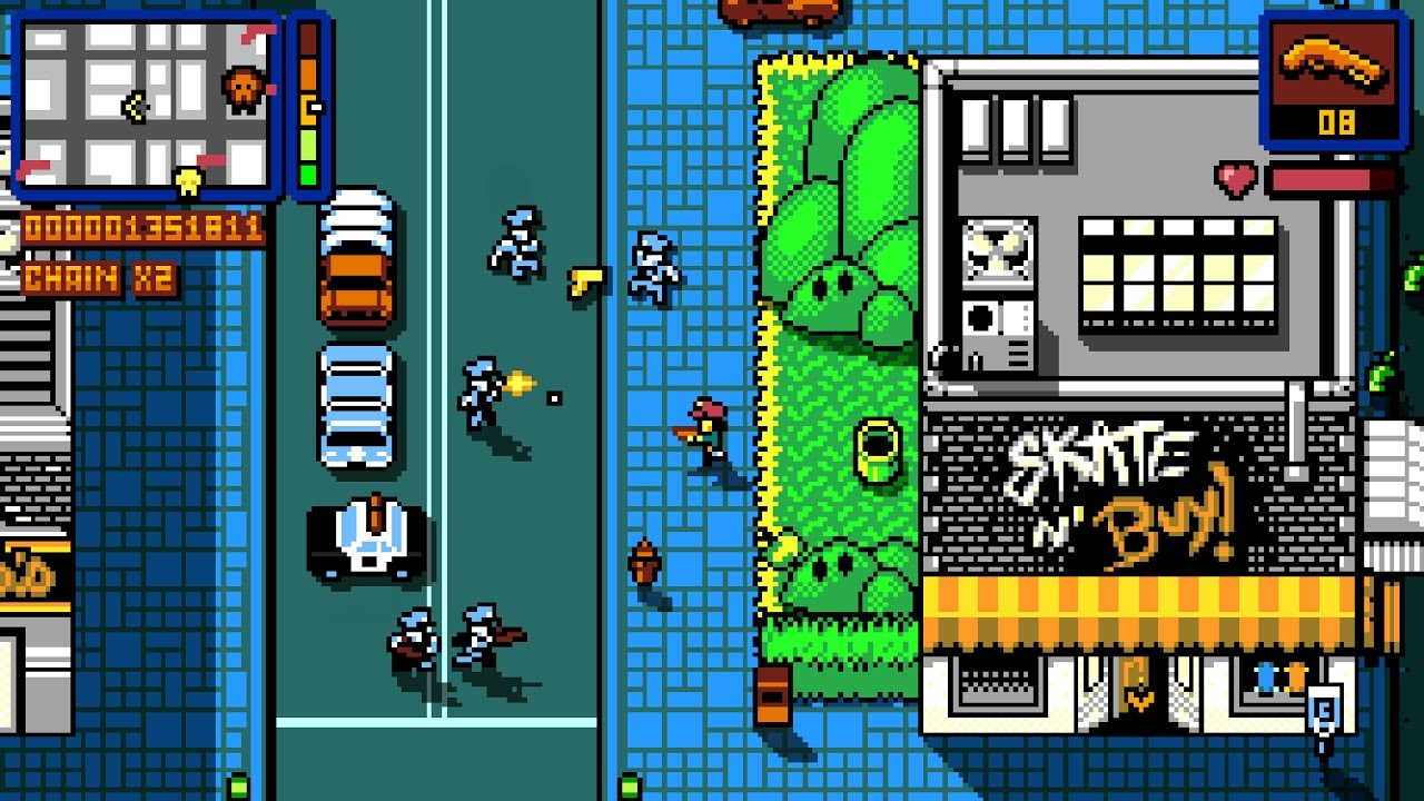Download Retro City Rampage DX on PC with BlueStacks