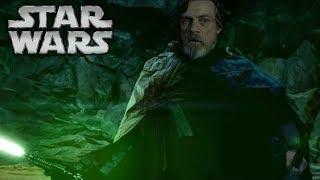 Why Luke Skywalker Was WEAK In The Last Jedi - Star Wars Explained
