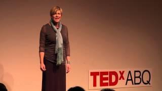 The power of collaboration: Dr. Shelle VanEtten de Sánchez at TEDxABQWomen