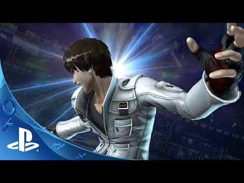 THE KING OF FIGHTERS XIV Trailer