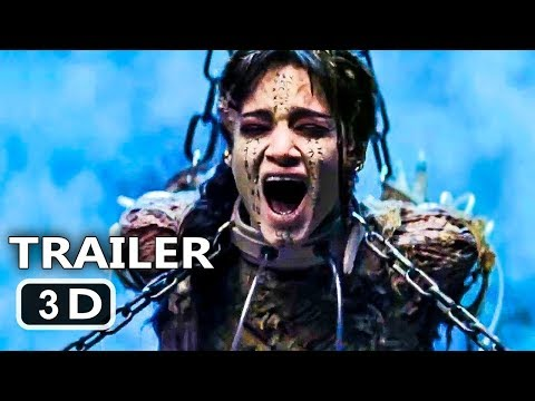 The Mummy Official Trailer #2 in 3D #YT3D