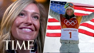 How Olympic Snowboarder Jamie Anderson Became The First Woman To Win Two Gold Medals | TIME
